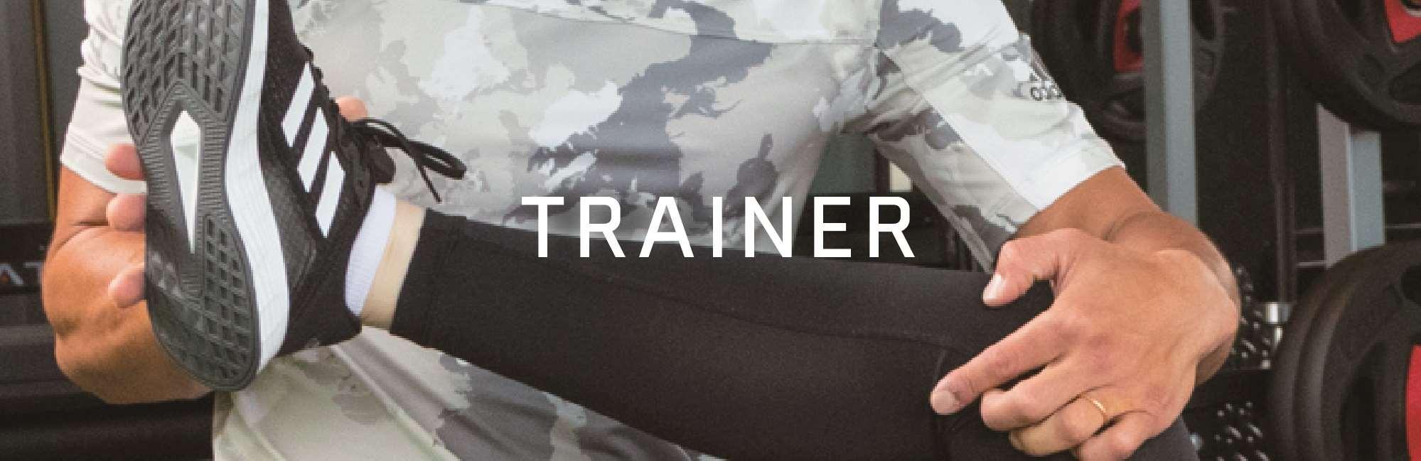 トレーナー Trainer